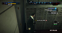 Dead rising Fortune City Bank vault security box 690