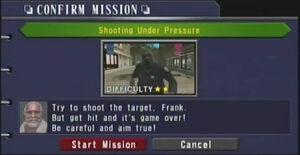Dead rising Chop Till You Drop second amendment shooting under pressure main screen