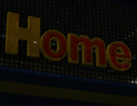 Crislip's Home Saloon Sign PP Sticker
