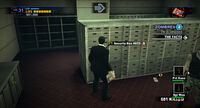 Dead rising Fortune City Bank vault security box 673