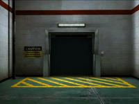 Dead rising warehouse elevator centered