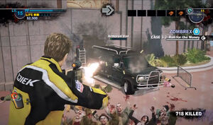 Dead rising Case 3-2 Run for the Money