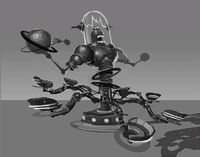Dead rising 2 Off the Record concept art from main menu art page uranus zong rides (7)