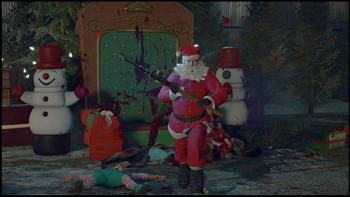 Sadistic Claus DR4