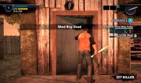 Shed Unlocked