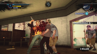 Dead rising 2 Case 0 chef knife psycho theme