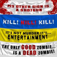 Dead rising TIR banners (3)