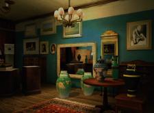 Ned's Knicknackery Interior