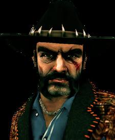 Dead rising bob bust