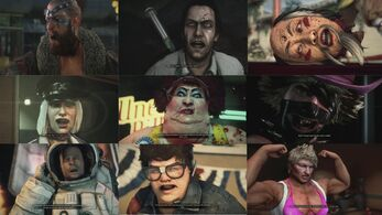 Dead rising 3 psychopaths