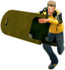 Dead rising mailbox combo