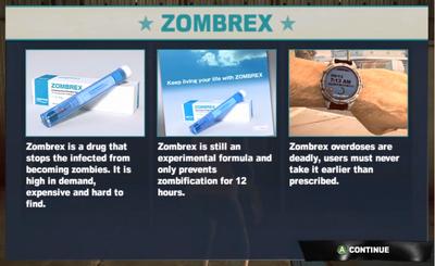 Dead rising case 0 zombrex intro