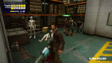 Dead rising infinity mode Kent warehouse (2)