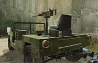 Dead Rising SF Hummer