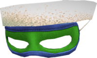 Dead rising Tennis Head Band and super hero mask