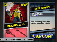 Dead rising 2 combo card Blazing Aces