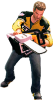 Dead rising chainsaw 2 main