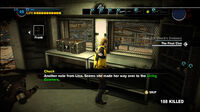 Dead rising the search continues another note from lisa living quarters