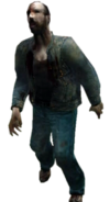 Dead rising zombies unemployed loser