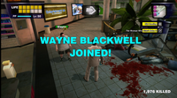 Wayne Joins