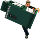 Dead rising newspaper box combo