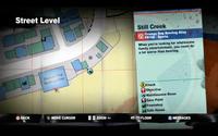 Grumpy Dog Bowling Alley map