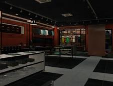 Lovely Lady Fashionhouse Interior 1