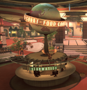 Dead rising foodcourt information booth