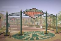 Dead rising 2 fortune city entrance (3)