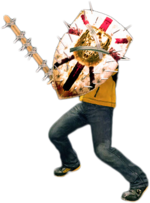 Dead rising holy arms combo