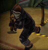 Dead rising Hazard Unit (4)