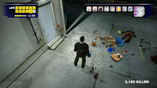 Dead rising infinity mode todd