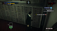Dead rising Fortune City Bank vault security box 015