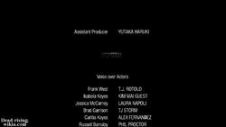 Dead rising ending A credits