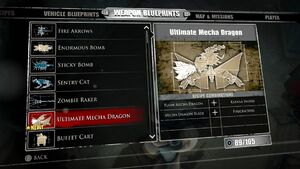 Ultimate Mecha Dragon Blueprints