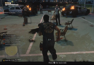 Find the Gang Members