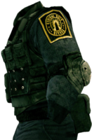 Dead rising Swat Outfit 2 decal