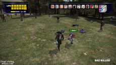 Dead rising infinity mode hall family (5)