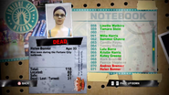 Dead Rising helen notebook