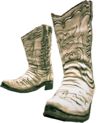 Dead rising White Cowboy Boots