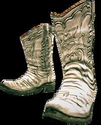 Dead rising White Cowboy Boots
