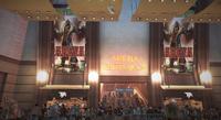 Dead rising Fortune City Arena stadium entrance