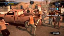 Dead Rising 2 Case Zero red truck