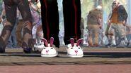 Dead rising 2 bunny slippers