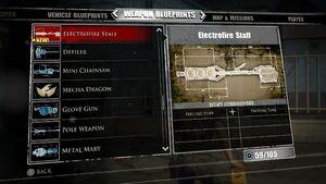 Electrofire Staff Blueprints