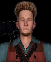 Dead rising kent bust