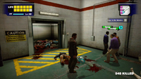 Dead rising japense tourists and greg 92 warehouse elevator