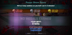 Dead rising Peeps Show Peers