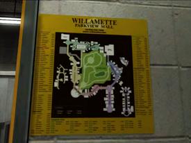 SRmall map