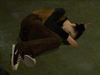 Dead rising survivors sleeping jolie
